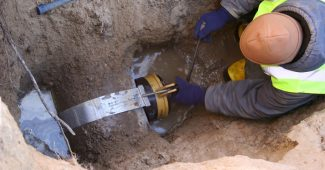 Trenchless Sewage Pipe Replacement