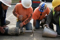 Pipe Bursting Sewer Repair