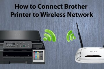 brother printer to wifi
